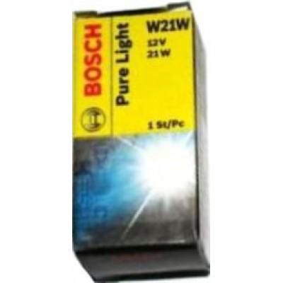 Автолампа Bosch 1987302251 W21W PureLight