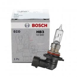 Лампа галогеновая Bosch 1987302807 HB3 12V ECO
