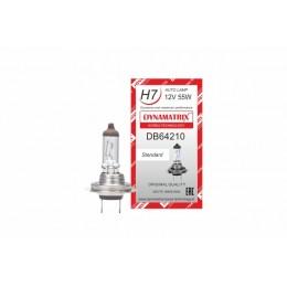 Лампа галогеновая DYNAMATRIX-KOREA DB64210 H7 12V