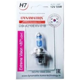 Лампа галогенная DYNAMATRIX-KOREA DB64210EXV-01B H7 12V