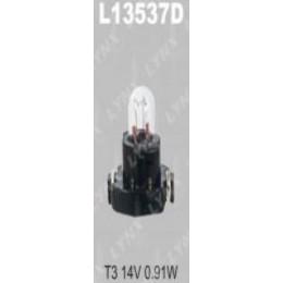 Lynx L13537D комплект автоламп 14V 10шт.