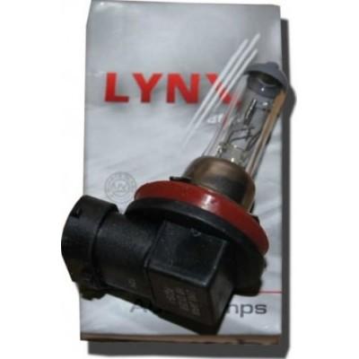 Lynx L10835 автолампа галогенная H8 12V 35W PGJ19-1