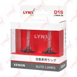 Комплект ксеноновых ламп Lynx L19535-02 D1S35W PK32d-2 2шт.
