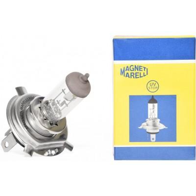 Галогенная лампа для грузовых авто MAGNETI MARELLI 002166100000 H4 24V 75/70W HEAVY DUTY