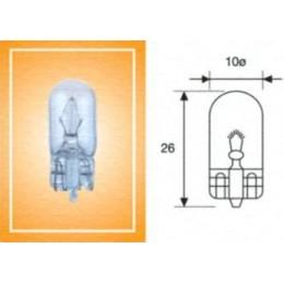 Комплект автоламп MAGNETI MARELLI 003822100000 W2.1X9.5D 24V 10шт.