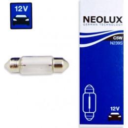 Neolux N239 C5W комплект автоламп 12V 10шт.