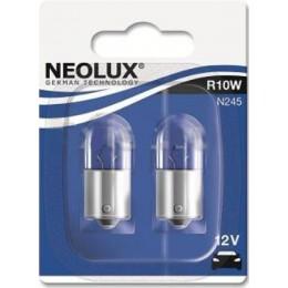 Neolux N245-02B R10W комплект автоламп 12V 2шт.