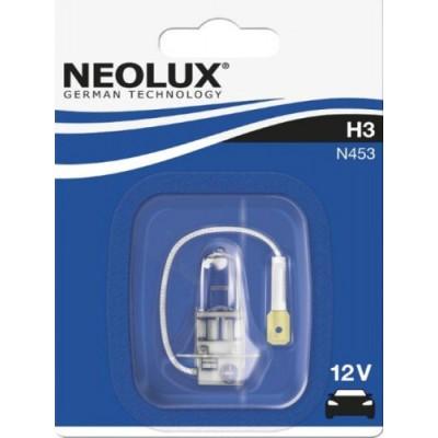 Neolux N453-01B H3 лампа галогенная.