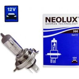 Лампа галогенная Neolux N472 H4 12V