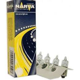Комплект галогеновых ламп NARVA 17833 H10W 12V-10W 10шт.