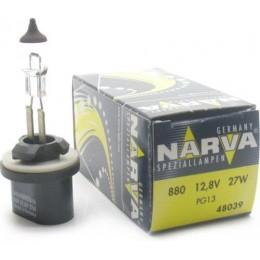 Автолампа NARVA 48039 (880) 12,8V H27W/1 PG13 USA