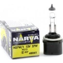 Автолампа галогенная NARVA 48041 H27W/1