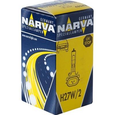 Автолампа NARVA 48042 H27W/2 12V 27W