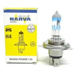 Лампа галогенная NARVA 48061 H4 Range Power +110%