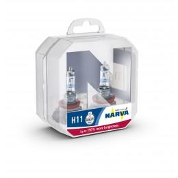 Автолампа NARVA 48101 H11 Range Power 150