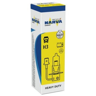 Галогенная лампа NARVA 48700 H3 24V-70W
