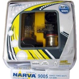 Набор автоламп 98551RPW 2шт. HB3 12V-60W (P20d) NARVA