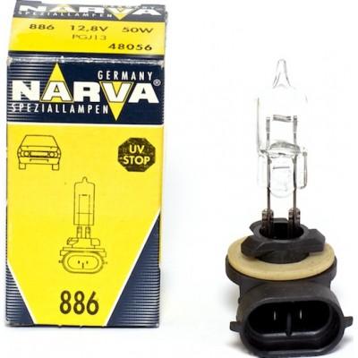 Галогенная лампа Narva 48056 (886) 50W 12.8V PGJ13