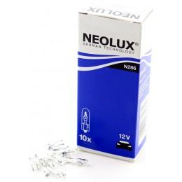 Комплект автоламп Neolux N286 W1.2W 12V 10шт.