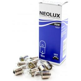Комплект автоламп Neolux N207 R5W 10шт.