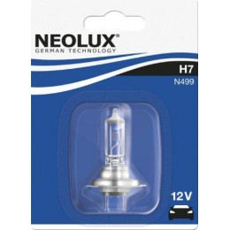 Лампа галогенная Neolux N499-01B H7 12V