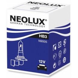 Лампа галогеновая Neolux N9005 HB3 12V