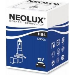 Лампа галогеновая Neolux N9006 HB4 12V