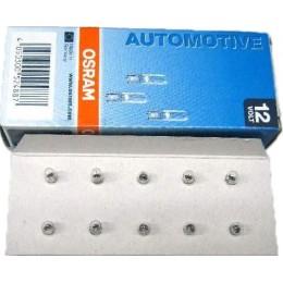 Комплект автомобильных ламп Osram 2721 W2x4.6d 10шт.
