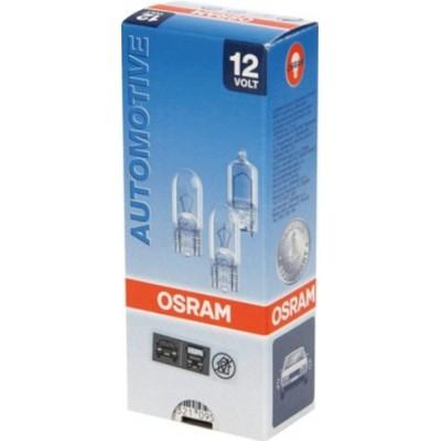 Комплект автомобильных ламп Osram 2886X W2.1x9.5d 10шт