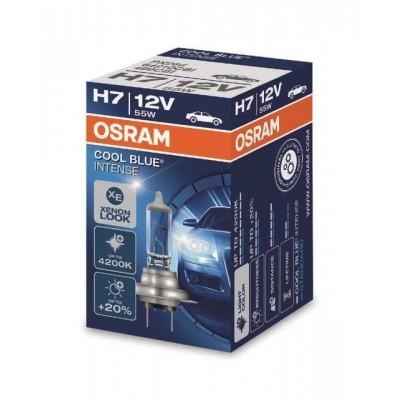 Автолампа галогенная Osram 64210CBI H7 12V COOL BLUE INTENSE