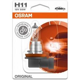 Лампа галогеновая Osram 64211-01B H11 55W 12V