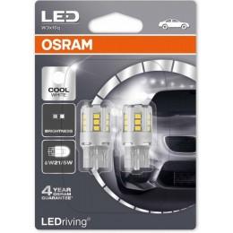 Автолампы OSRAM 7715CW-02B LEDriving - Standard W21/5W 12V