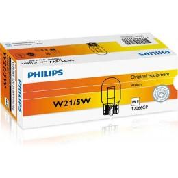 Комплект автоламп Philips 12066CP-10 W21/5W 12V 10шт.