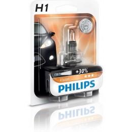 Автолампа PHILIPS 12258PRB1 H1 12V-55W (P14,5s)