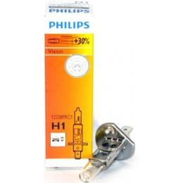 Автолампа PHILIPS 12258PRC1 H1 12V-55W (P14,5s) +30%