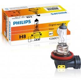Галогеновые лампы Philips H8 12360C1
