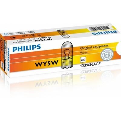 Комплект автоламп Philips 12396NACP W5W 12V 10шт