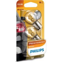 Комплект автоламп Philips 12594B2 P21/4W 12V 2шт.