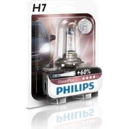 Автолампа PHILIPS 12972VPB1 H7 12V-55W +60%