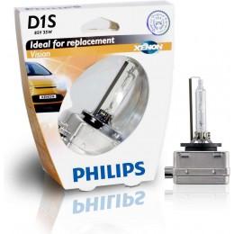 Лампа газоразрядная Philips D1S 35W 85415VIS1 Vision 4600K