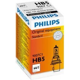 Автолампа PHILIPS 9007C1 HB5 12V 65/55W PX29t Vision