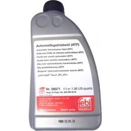 Трансмиссионное масло для АКПП FEBI 08971 ATF красное 1л