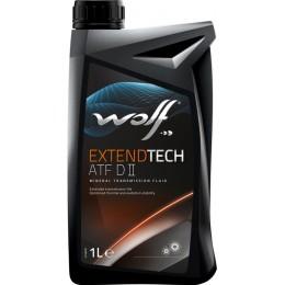 Трансмиссионное масло для АКПП WOLF EXTENDTECH ATF DII 1л