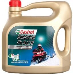 Масло моторное синтетическое Castrol Snow Race 4T 0W-40 4л