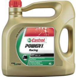 Моторное масло Castrol POWER 1 RACING 4T 10W-50 4л