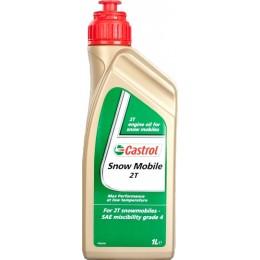Моторное масло Castol Snow Mobile 2T 1л