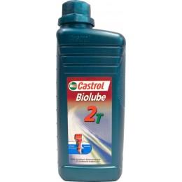 Моторное масло Castrol Biolube 2T 1л
