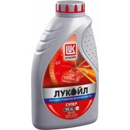 Моторное масло ЛУКОЙЛ СУПЕР 15W40 API SG/CD 1л