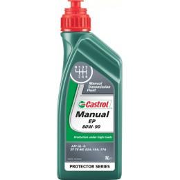 Трансмиссионное масло Castrol Manual EP 80W90 1л