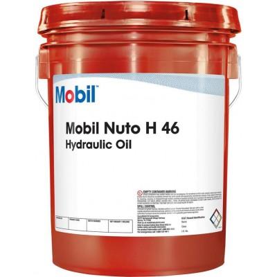 Mасло гидравлическое MOBIL NUTO H 46 DIN 51524-2 HLP 20л